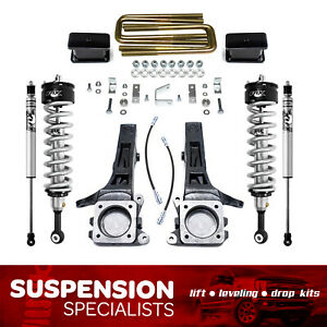 Toyota Tacoma 2wd 6 5 Lift Kit W Fox Coil Overs Shocks 2005 Up