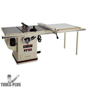 Jet 708677pk 10 Deluxe Xacta Table Saw 50 Xacta Fence New