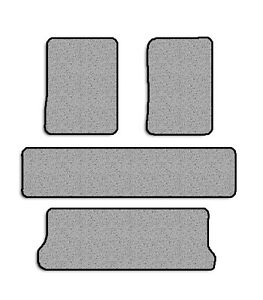 1981 1991 Chevrolet Suburban 4 Pc Set Factory Fit Floor Mats