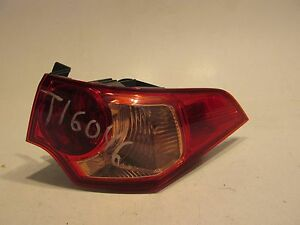 2011 2014 Acura Tsx Right Side Tail Light Oem