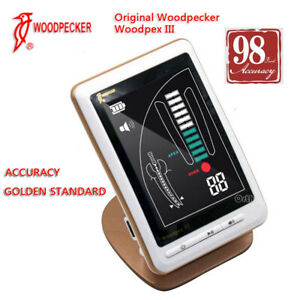 Woodpecker Dental Foldable Lcd Root Canal Apex Locator Woodpex Iii Pro Gold Colo
