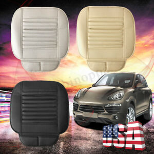 Universal Front Seat Cover Pad Car Seat Cushion Cover Full Surround Protect Seat