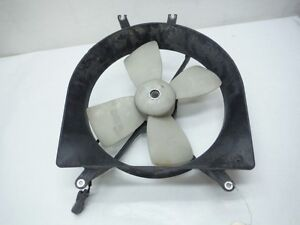 1998 Honda Civic Ex 2dr M T Radiator Cooling Fan Assembly Oem 1996 1997 1999