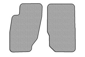 2002 2007 Jeep Liberty Kj 2 Pc Front Factory Fit Floor Mats