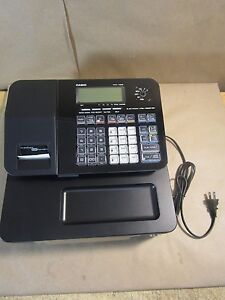 Casio Pcr t285 Thermal Print Compact Cash Register
