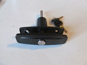Truck Bed Tonneau Cover Lock Keys Pop up T handle Clockwise Trimark 13946 01