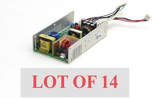 Lot 14 Integrated Designs Power Supply 179w Multi Ac dc 100 240v 3 3a 25a 12v 8a