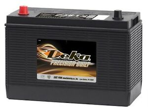 Deka Genuine New 930h 12volt Battery 800amp Cranking Power group 30h