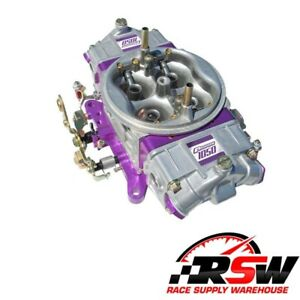 Proform 67209 Proform Race Series Carburetor 1050 Cfm Mechanical Secondary