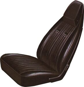 1971 Dodge Dart Swinger Gt Scamp Front Seat Covers Pui