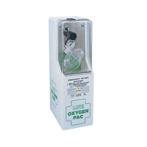 Life Oxygenpac Emergency Oxygen In Wall Case life 612 Brand New Ships Free