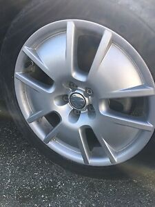 2002 Vw Beetle 17 Inch Rims And Tires
