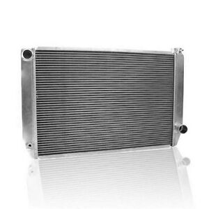 Griffin 1 25272 X Universal Fit Radiator 31 X 19 Chevy Style Connection M T