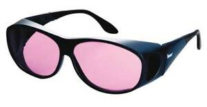 Honeywell Uvex 31 3986 Laser Glasses light Magenta uncoated