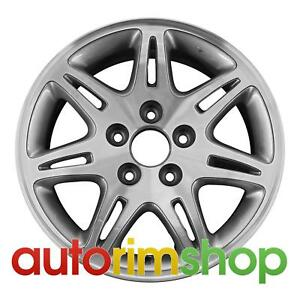Acura Tl 1999 2000 2001 2002 16 Factory Oem Wheel Rim Machined With Charcoal