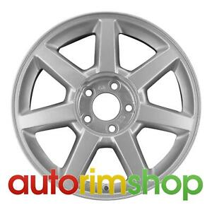 Cadillac Cts Sts 2005 2006 2007 2008 17 Factory Oem Rear Wheel Rim Silver