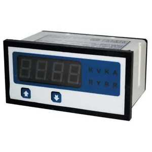Zoro Select 12g525 Digital Panel Meter process 4 To 20ma Dc
