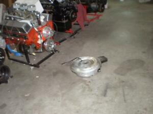 Ford Mustang Galaxie Air Cleaner Aluminum Top Truck Bronco