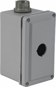 Pushbutton Enclosure 30mm 1 Hole plastic Schneider Electric 9001sky1
