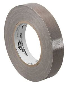 Cloth Tape 1 4 In X 36 Yd 11 7 Mil brown Tapecase 15d371