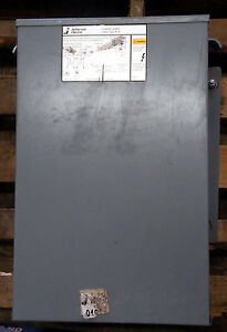 1 New Jefferson Electric 411 0181 000 Powerformer 25kva 1ph make Offe