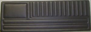 1970 Plymouth Duster 340 Front Door Panels All Vinyl Pui