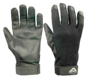 Cut Resistant Gloves blk uncoated 2xl pr Turtleskin Wwp 1a1