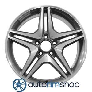 Mercedes B250 Cla250 2014 2015 18 Factory Oem Amg Wheel Rim