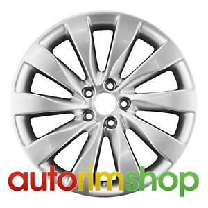 Lincoln Mks 2013 2014 2015 2016 19 Factory Oem Wheel Rim