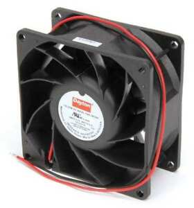 3 1 8 Square Axial Fan 12vdc Dayton 2rth5