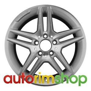 Mercedes C250 C300 C350 2012 2013 17 Factory Oem Amg Rear Wheel Rim