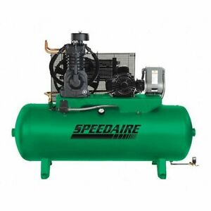 Electric Air Compressor 35wc44 Speedaire