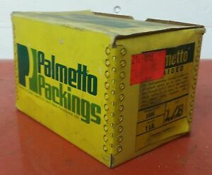 Palmetto 1 8 Square Boat Marine Braided Packing 1lb Ship Wares
