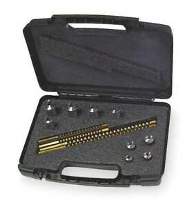 Keyway Broach Set c 1 Hassay Savage Co 15318
