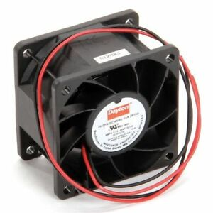 2 3 8 Square Axial Fan 12vdc Dayton 2rth2