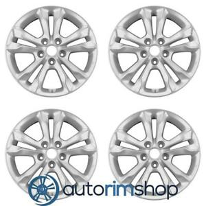 Kia Optima 2011 2013 17 Factory Oem Wheels Rims Set 529102t350