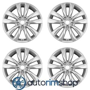 Kia Sorento 2010 2013 18 Factory Oem Wheels Rims Set