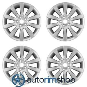 Mitsubishi Lancer 2008 2012 18 Oem Wheels Rims Set