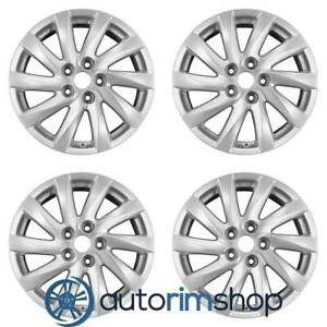 Mazda 6 2011 2013 17 Factory Oem Wheels Rims Set