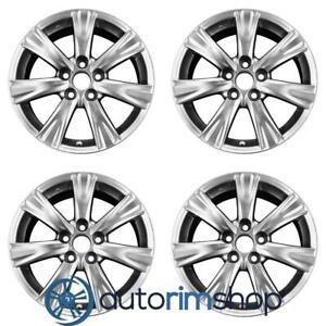 Lexus Gs350 Gs460 2008 2011 17 Oem Wheels Rims Set