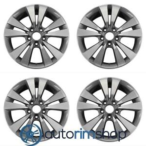 Honda Accord 2008 2012 17 Factory Oem Wheels Rims Set