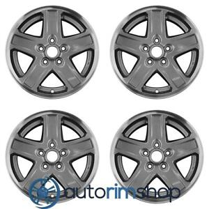 Jeep Liberty 2005 2007 16 Factory Oem Wheels Rims Set
