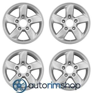 Kia Sorento 2006 2009 16 Factory Oem Wheels Rims Set