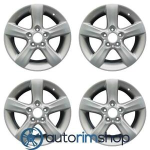 Bmw 320i 323i 325i 330i 2001 2005 17 Factory Oem Wheels Rims Set