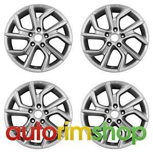 Nissan Sentra 2013 2015 17 Factory Oem Wheels Rims Set