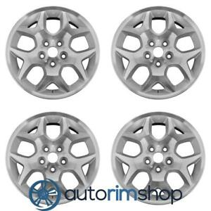 Plymouth Dodge Neon 2000 2005 15 Factory Oem Wheels Rims Set