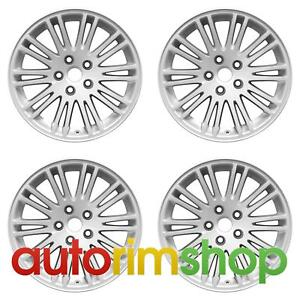 Chrysler 300 2008 2010 17 Factory Oem Wheels Rims Set