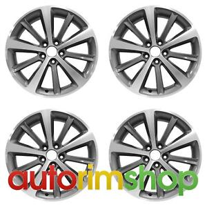 Lincoln Mks 2009 2012 19 Factory Oem Wheels Rims Set