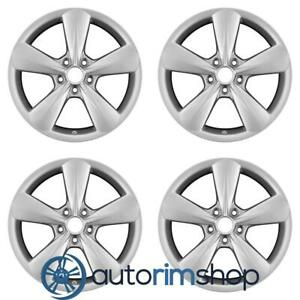 Ford Mustang 2013 2014 18 Factory Oem Wheels Rims Set