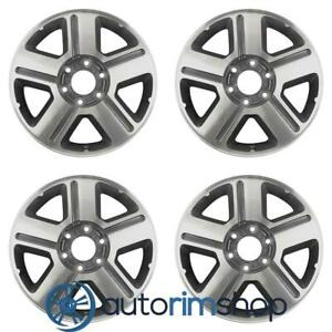 Chevrolet Trailblazer Ext Trailblazer 2004 2009 17 Factory Oem Wheels Rims Set